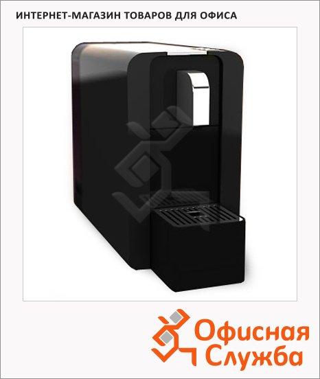 Кофемашина капсульная Cremesso Compact Automatic Piano Black 7763, 1455 Вт, черная