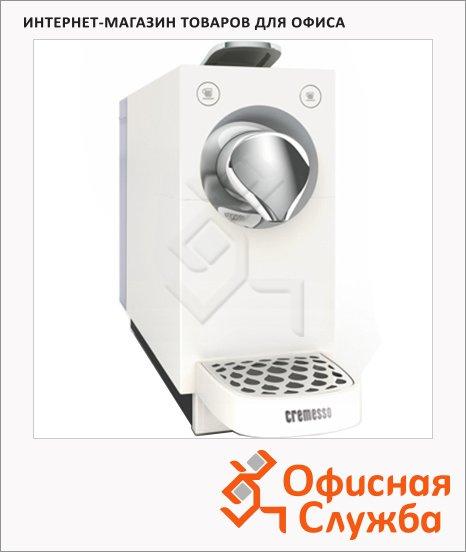 Кофемашина капсульная Cremesso UNA Pure White 3313, 1455 Вт, белая