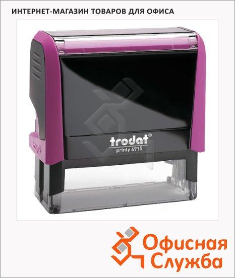 Оснастка для прямоугольной печати Trodat Printy 70х25мм, фуксия, 4915