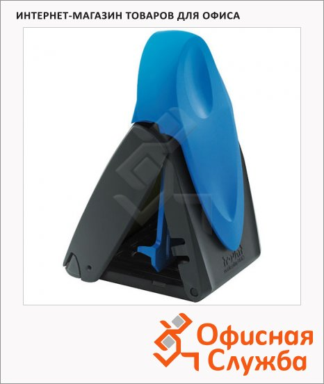 Оснастка карманная квадратная Trodat Mobile Printy 40х40мм, 9440, синяя