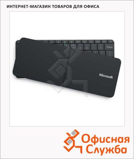 фото: Клавиатура беспроводная Wedge Mobile Keyboard U6R-00017 черная