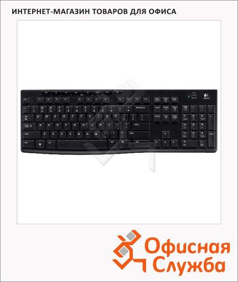 фото: Клавиатура беспроводная USB Wireless Keyboard K270