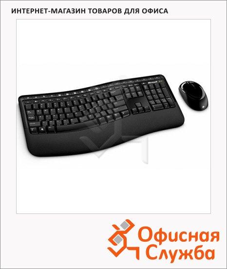 фото: Набор клавиатура и мышь беспроводной Microsoft Wrls Comfort BlueTrack
