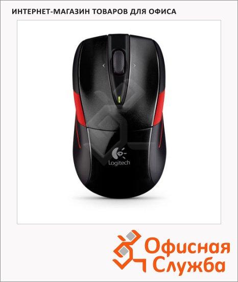 ���� ������������ ���������� USB Logitech Wireless Mouse M525, 1000dpi, ������