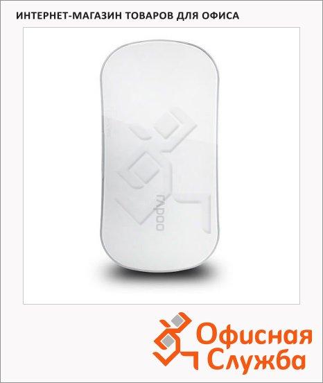 фото: Мышь беспроводная оптическая USB T6 Multi-touch 1000dpi, белая