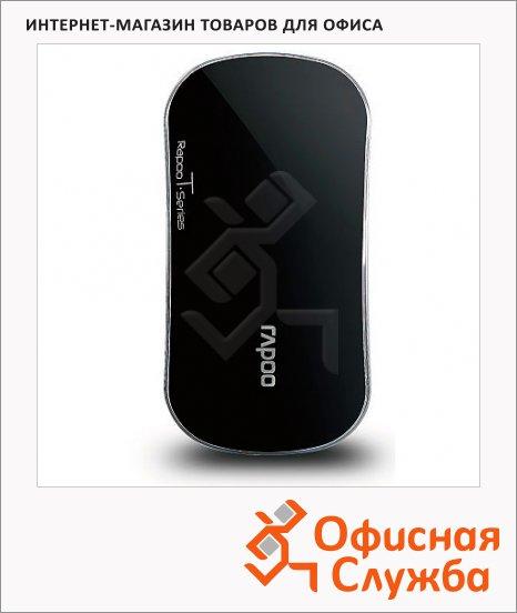 Мышь беспроводная оптическая USB Rapoo T6 Multi-touch, 1000dpi, черная
