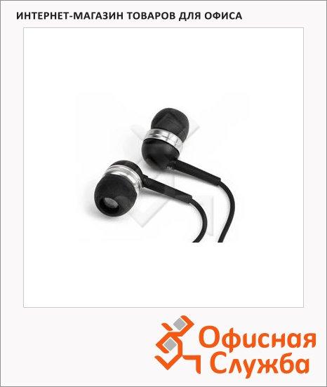 фото: Наушники-вкладыши EP-630 6 Гц-23 кГц, черные