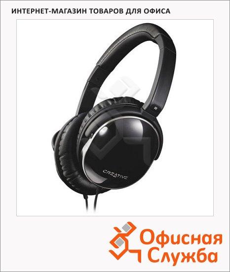 фото: Наушники накладные Creative Aurvana Live черные 10 Гц-30 кГц