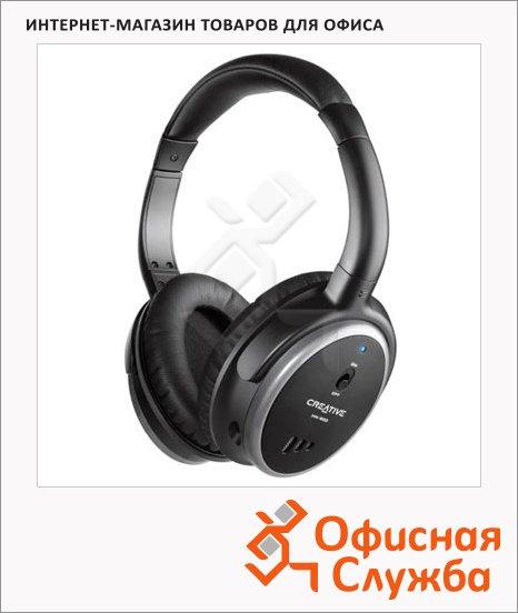 Наушники накладные Creative HN-900 черно-серые, 20 Гц-20 кГц