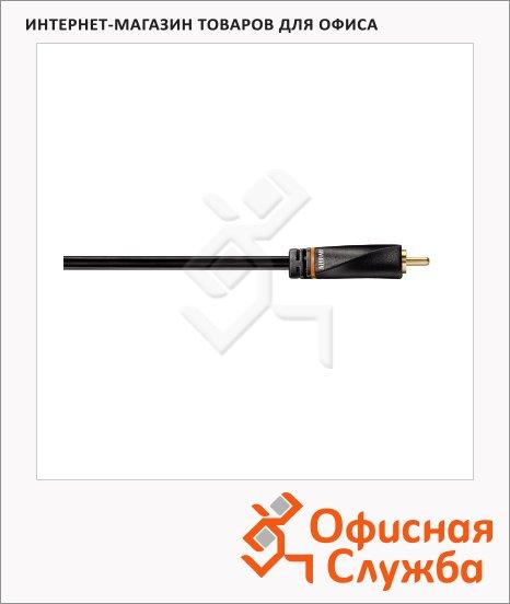 Кабель соединительный RCA-RCA Avinity (m-m) 3 м, позолоченные контакты, черный, H-107500