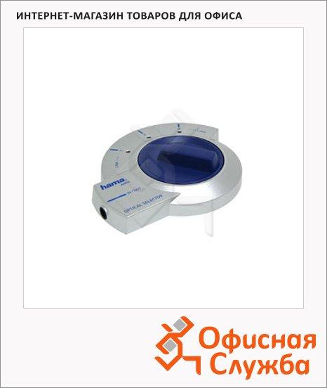 фото: Переключатель оптический Hama 3.5 мм Opti plug