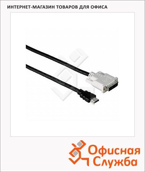 ������ �������������� HDMI-DVI/D Hama HDMI-DVI/D (m-m) 2 �, H-34033/823939