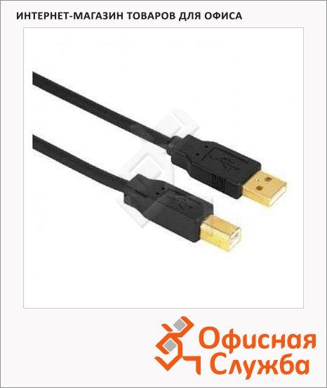 ������ �������������� USB 2.0 Hama A-B (m-m) 1.8 �, ������������ ��������, ������, H-29766