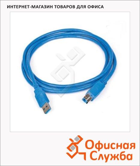 Кабель USB 3.0 Buro USB 2.0 A-B (m-m) 1.8 м