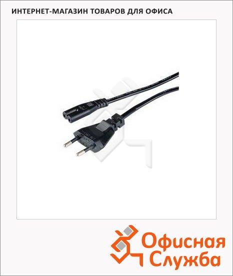Кабель для бытовой электроники Hama 1.5м, черный, H-44225