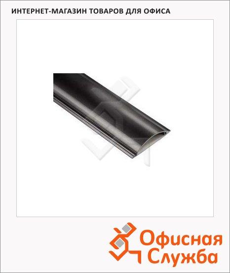 Кабель-канал Hama 1м х 2.1 см, черный, H-83159