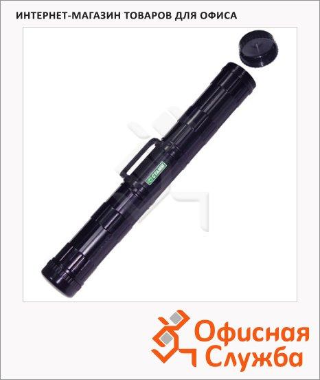 фото: Тубус с ручкой Стамм ПТ22 D=9см L=70см, черный