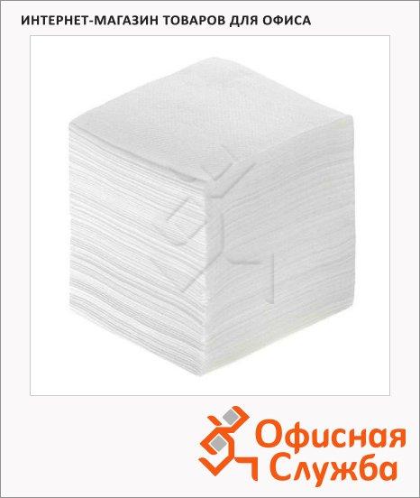 фото: Туалетная бумага листовая белая, 250 листов, 2 слоя