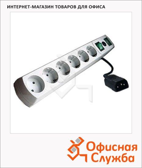 Сетевой фильтр Most RG-U 6 розеток, 3м, белый
