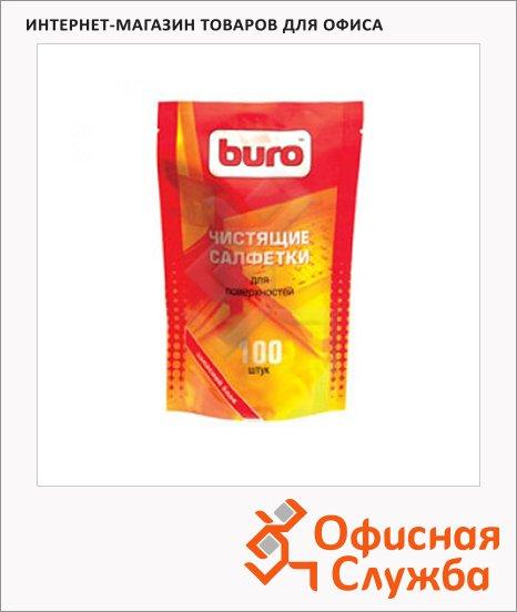 фото: Запасной блок салфеток Buro BU-Zsurface 100 шт/уп