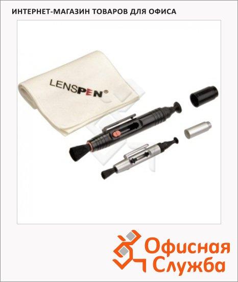 фото: Набор для ухода за оптикой Hama Lenspen 5638 2 кисти+2 диска+салфетка