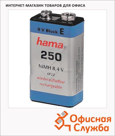 фото: Аккумулятор 9V/6F22/Крона NiMh 250mAh, 8.4В