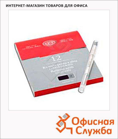 Стержень для шариковой ручки Aurora черный, 0.5 мм, для Magellano 131/NF