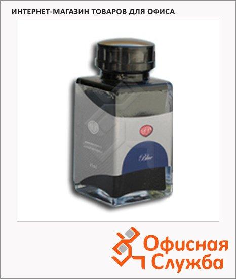 Чернила для перьевой ручки Aurora 125/B синий