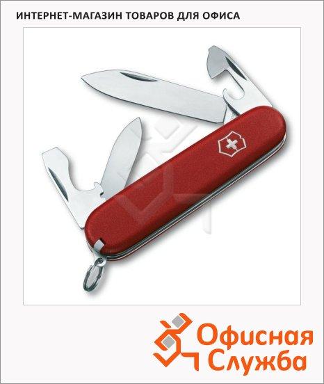 фото: Нож перочинный 84мм Ecoline 2.2503 10 функций, 2 уровня, красный