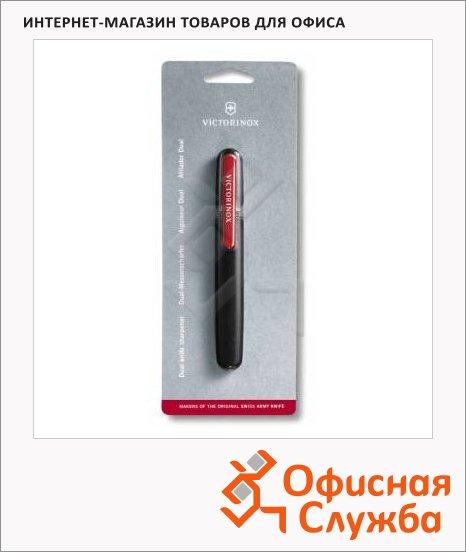 фото: Точилка для ножей Victorinox Dual Knifesharpener 4.3323 карманная, с керамическим напылением