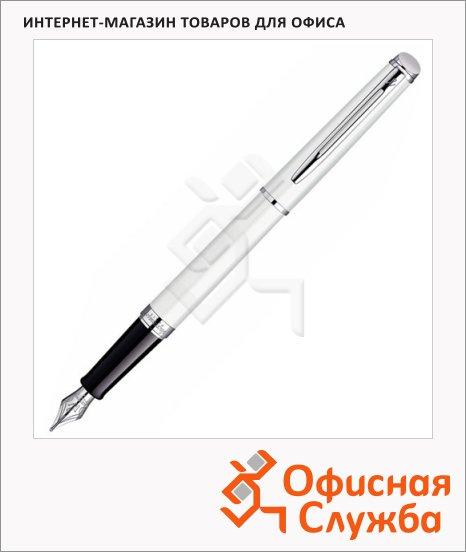 Ручка перьевая Waterman Hemisphere, F, белый корпус