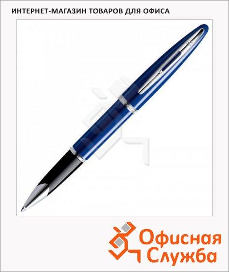 фото: Ручка-роллер Carene Frosty Brown Lacquer ST Carene F, синий корпус