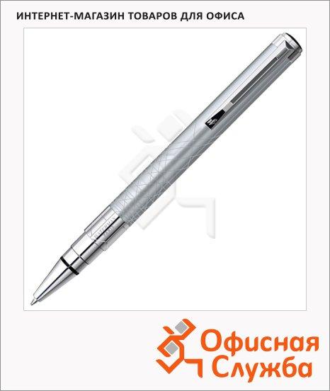 фото: Ручка шариковая Waterman Perspective М серебристый корпус, S0831320