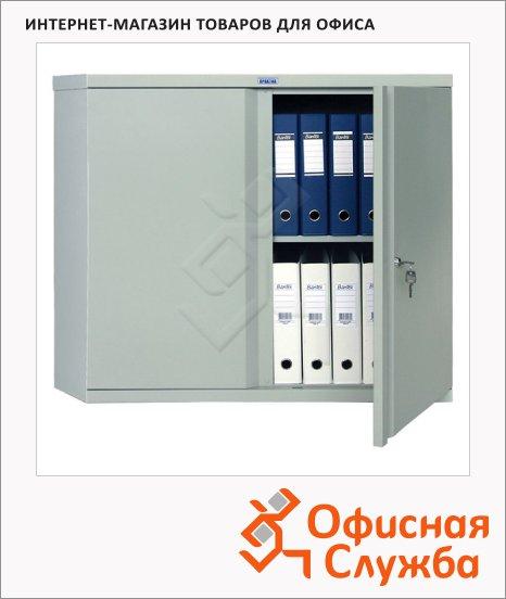 Шкаф металлический для документов Практик AM 0891 832х915х458мм