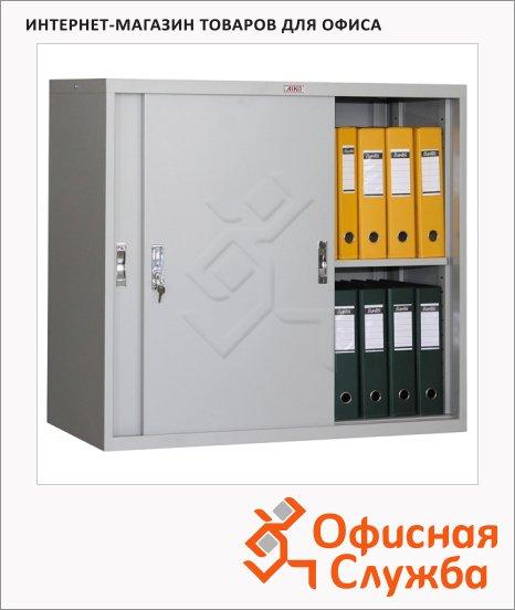 Шкаф металлический для документов Практик AMT 0891 832x918x458мм