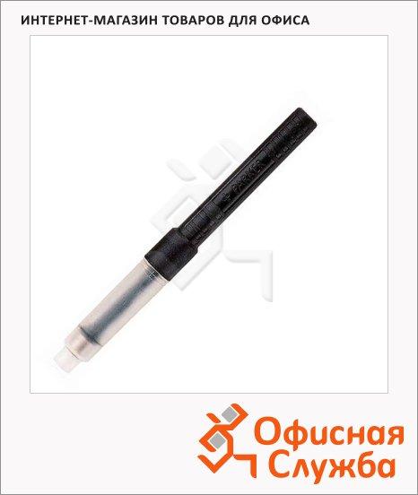 Конвертер для перьевой ручки Parker Z12 De Luxe, черный