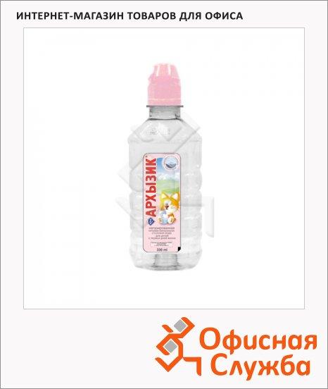 Вода питьевая Архызик Детская без газа, 0.33л, ПЭТ