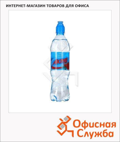 фото: Вода питьевая Aqua Minerale Актив без газа малина, 600мл х 12шт, ПЭТ