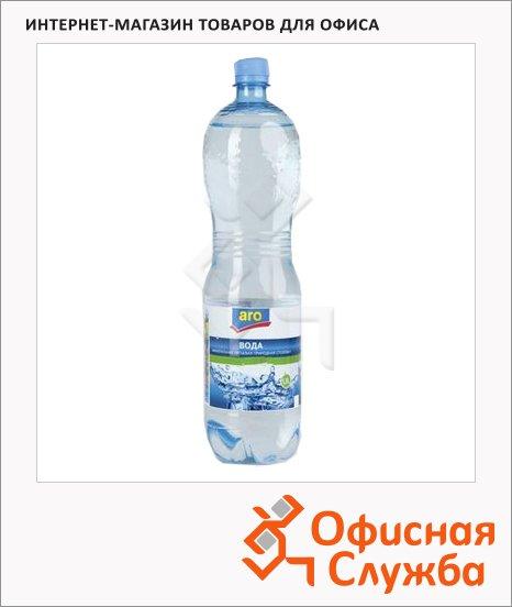 фото: Вода питьевая Aro газ ПЭТ, 1.5л