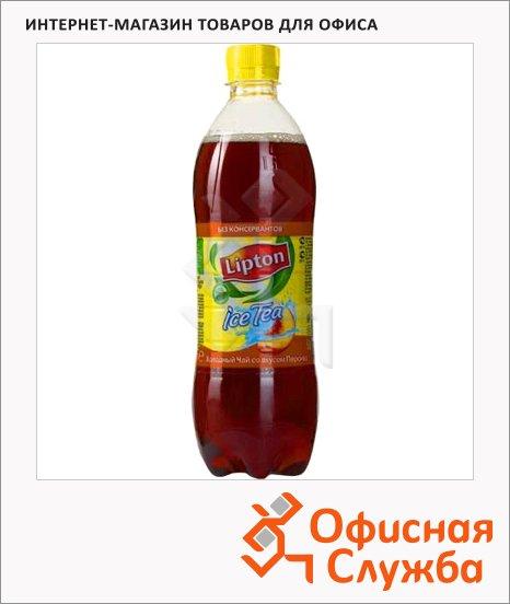 фото: Чай холодный Lipton Ice Tea персик ПЭТ, 1.25л