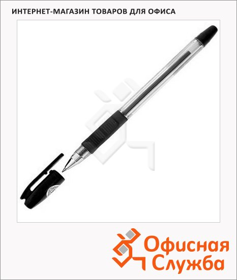 фото: Ручка шариковая Pilot BPS-GP-EF черная 0.5мм