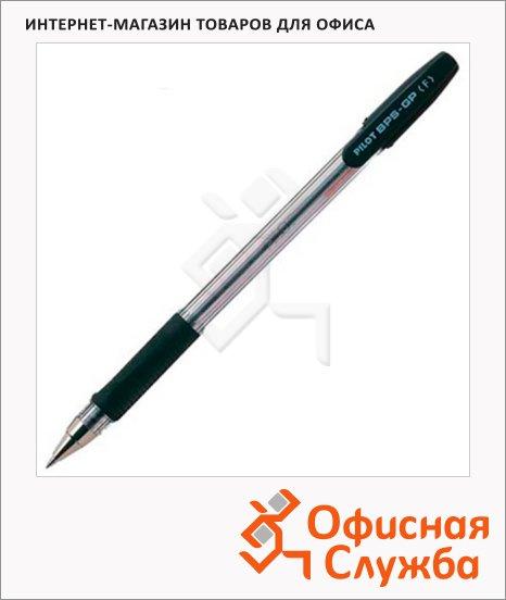 Ручка шариковая Pilot BPS-GP-F черная, 0.3мм, 0.3мм