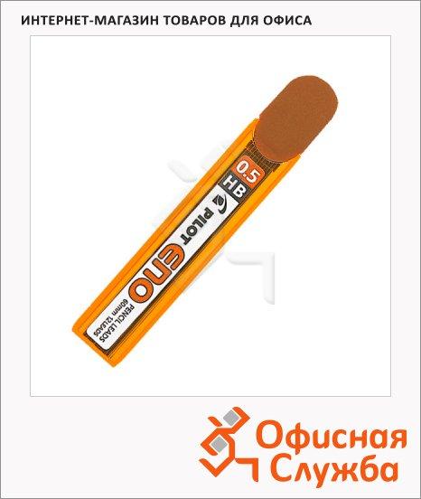 фото: Грифели для механических карандашей Pilot PL-5ENO B 0.5мм, 12шт