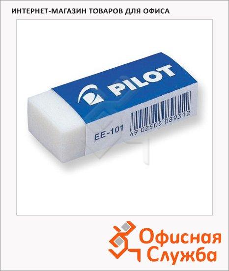 Ластик Pilot EE102-20DPK 45х20х12мм, виниловый