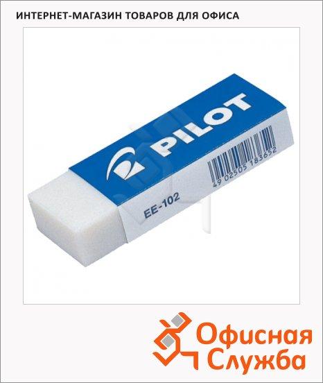 Ластик Pilot EE102-20DPK 60х20х12мм, виниловый