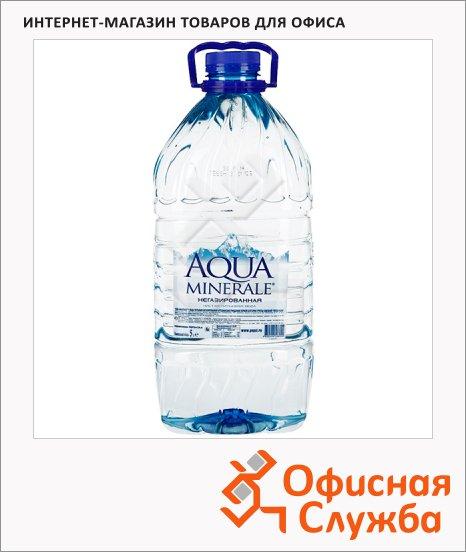 Вода питьевая Aqua Minerale без газа, 5л, ПЭТ