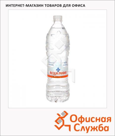Вода минеральная Acqua Panna без газа, ПЭТ, 1л