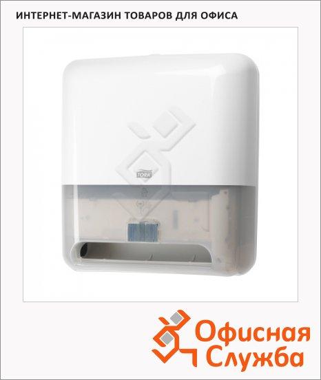 фото: Диспенсер для полотенец в рулонах Tork Elevation H1 551100, сенсорный, белый