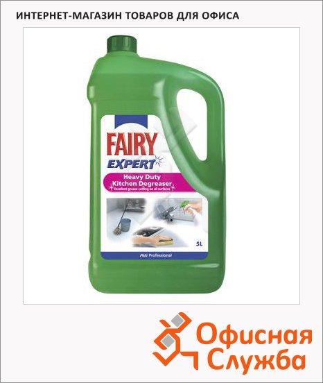 фото: Средство для мытья посуды Fairy Expert 5л для удаления жира, концентрат