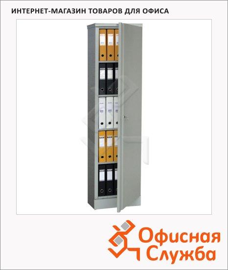 Шкаф металлический для документов Практик AM 1845 1830x472x458мм